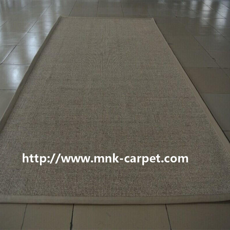 MNK Quality Custom Sisal Rug in Stock