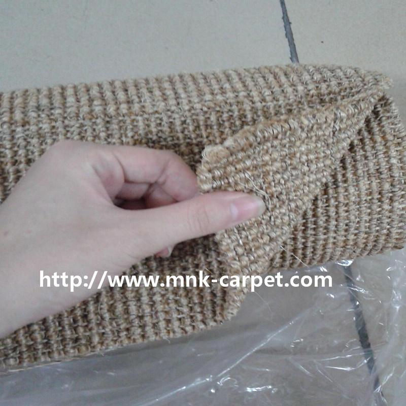 MNK Sisal Carpet 100% Sisal Fiber Rug For Living Room Decoration