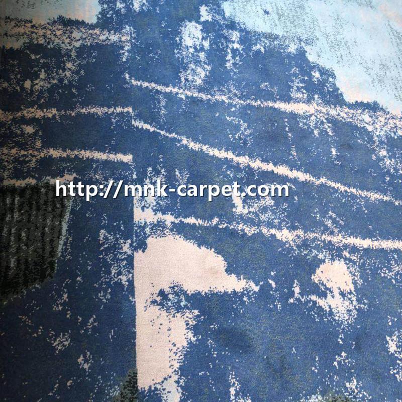 MNK Nylon Carpet Custom Design Bedroom Carpet Wall To Wall