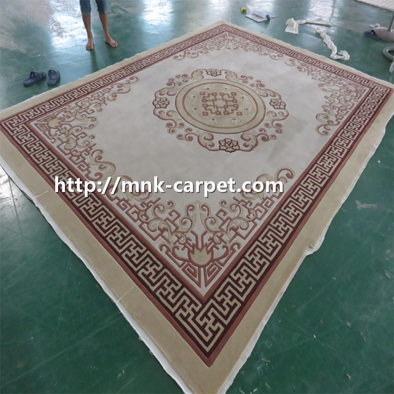 MNK Wall to Wall Carpet for Hotel Use