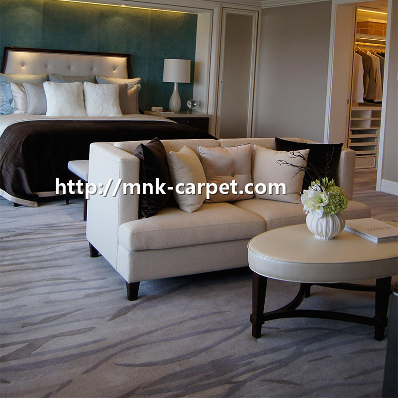MNK Nylon Carpet Wall To Wall Master Living Room Carpet
