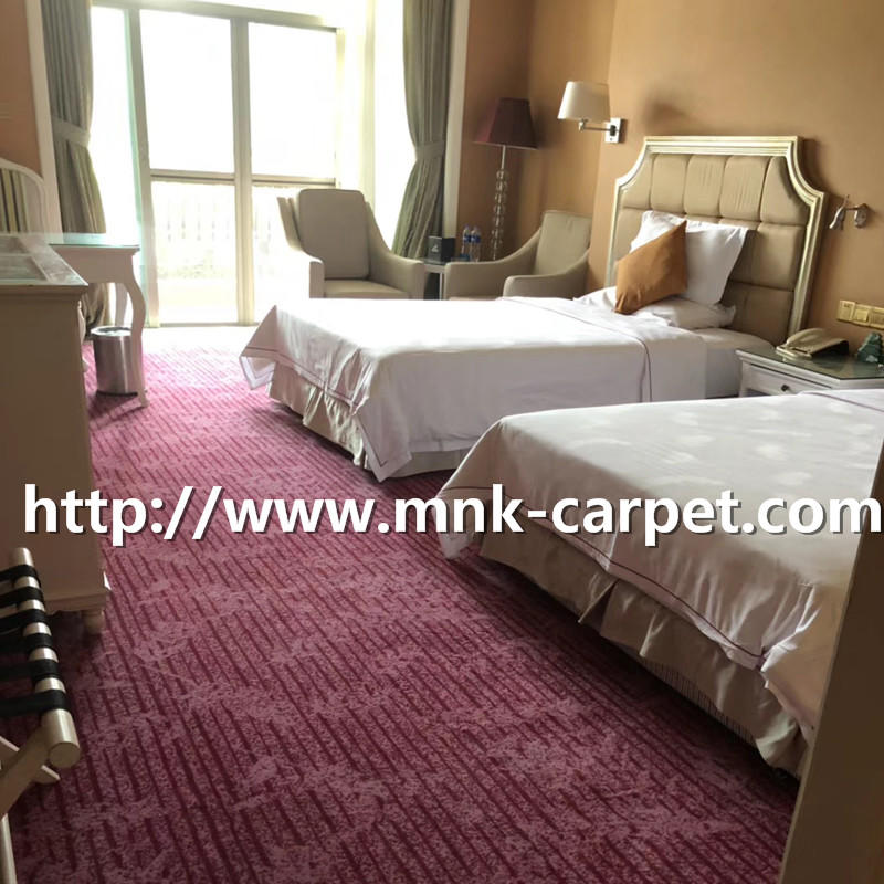 MNK Axminster  Twin-bedroom Carpet For Top Hotel