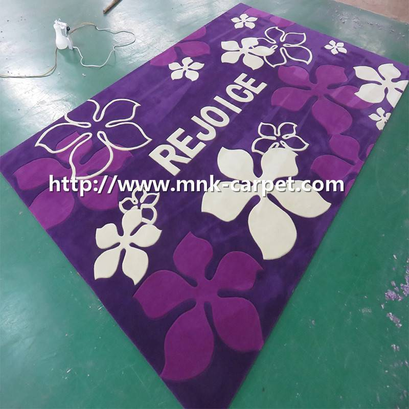 MNK High Quality Carpet Custom Pattern Kids Rug